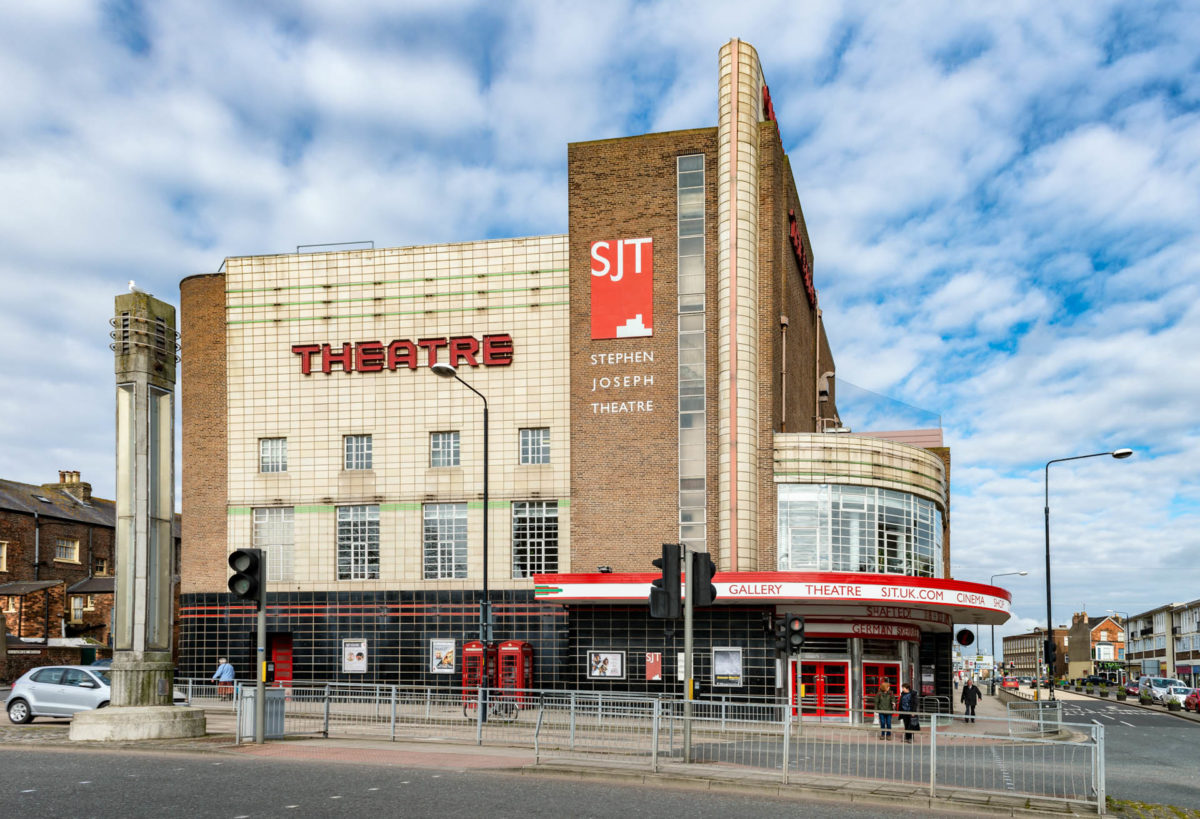 The Stephen Joseph theatre Scarborough